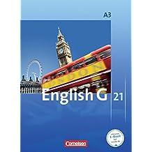 English G 21 - Ausgabe A: Band 3: 7. Schuljahr - Schülerbuch: Kartoniert