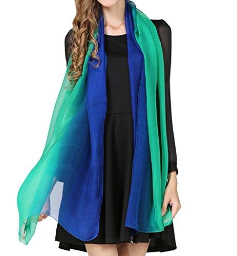 helan-donna-vera-seta-naturale-186-x-68-cm-gradients-color-sciarpe-lunghe-blu-e-verde-chiaro