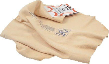 Home & Style Leather Chamois 1Item Beige,