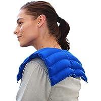 My Heating Pad Ober Körper Wrap Wohltuende Wärme-Therapie-Schulter & Hals Schmerzlinderung (Blau) preisvergleich bei billige-tabletten.eu