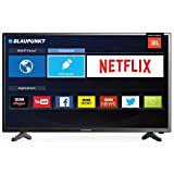Blaupunkt BLA-32/138M-GB-11B4-EGPX-UK 32 Inch HD Ready LED Smart TV with Freeview HD, 3 x HDMI, Scart and USB Record