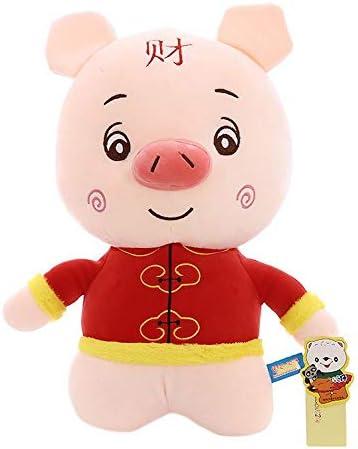 LAIBAERDAN LAIBAERDAN LAIBAERDAN Peluche Poupée Mascottes Porcs Peluches Poupées Filles Oreillers Poupées 25-35-50-60Cm, 35Cm B07MJRLN9L feb290