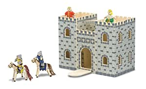 Melissa & Doug 13702 Fold and Go Castle