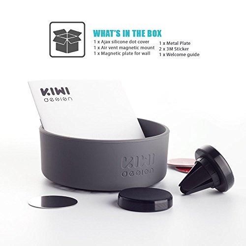 KIWI Design KW-AJEX-GREY