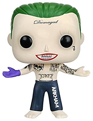 Suicide Squad The Joker (Shirtless) Vinyl Figure 96 Figurine de collection