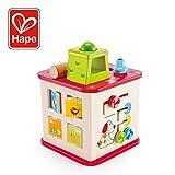 Hape- Puzzle 3 in 1 nel Mondo di Pepe, E1601