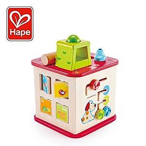 Hape- Caja Actividades Pepe y Amigos (Barrutoys E1812)