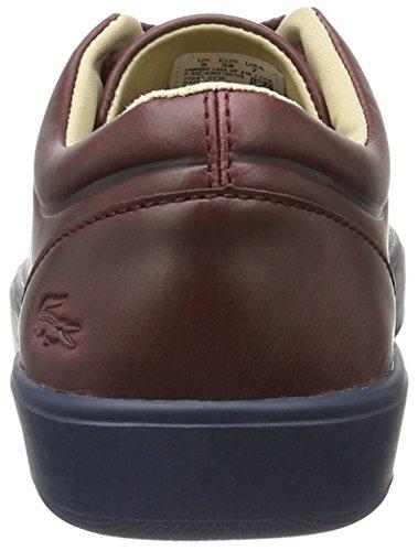 Lacoste Damen Tamora Lace Up 416 1 Sneakers Rot (burg 1v9)