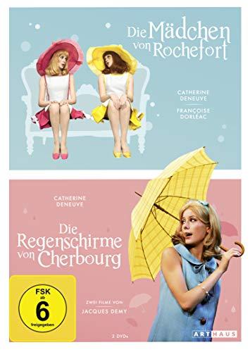 Die Regenschirme von Cherbourg & Die Mädchen von Rochefort / Digital Remastered [2 DVDs]