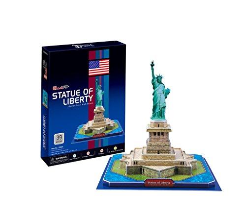 CUBIC FUN C080h - 3D Puzzle La Statua della Libertà - New...