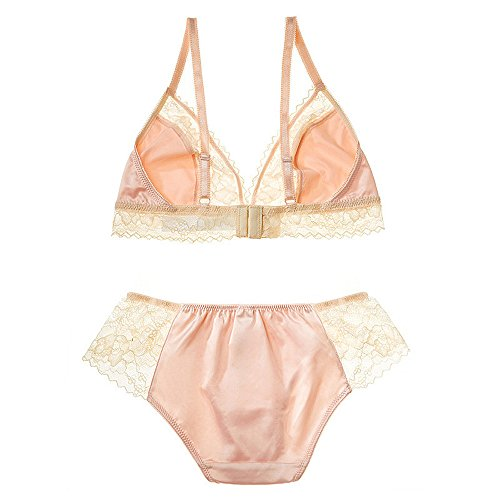 MY AGLAIA Damen Dessous-Set Rose