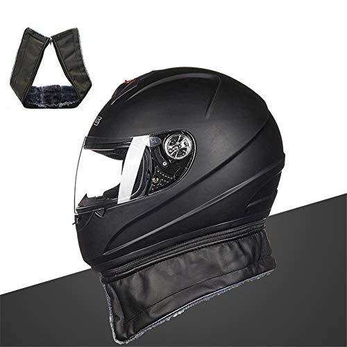 Kqlx Motorradhelme Motorradhelm Vollgesichts Motorradhelm Anti Fog Spray Reitbrille Brille Für Männer und Frauen