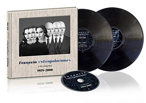 Fangoria: Extrapolaciones y Dos Preguntas - Edición Firmada Deluxe [Vinilo]