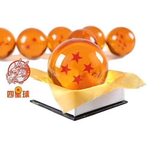 One point Crystal 7cm cosplay props Ruleronline four star ball (DRAGON BALL) Crystal Dragon dragon ball Dragon Ball (japan