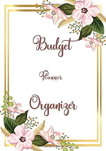Budget Planner Organizer: Weekly Expense Tracker Bill Organizer Business Money Personal Finance Planning Workbook 12 Month Budget Planner Book (budget book)