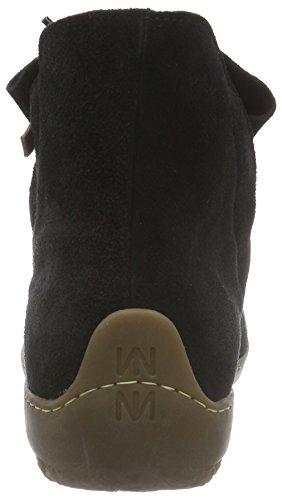 El Naturalista  ND82 BEE, Bottes Classics courtes, doublure froide femme Noir - Noir