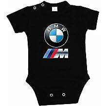 BODY DE BMW POTENCIA LOGO Y BODY DE MANGA CORTA PARA DEPORTES