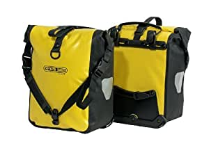 Ortlieb Uni Classic Front-Roller Bicycle Pannier 30 x 25 x 14 cm yellow Size:12,5 Liter