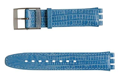 "Original Swatch Armband 17mm \""ICE CUBE\"" ASCM402"