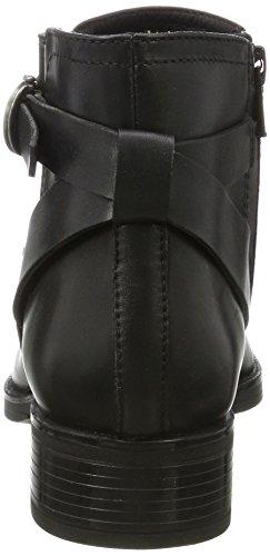 Geox D Mendi Np Abx D, Stivali Donna Nero (Black)
