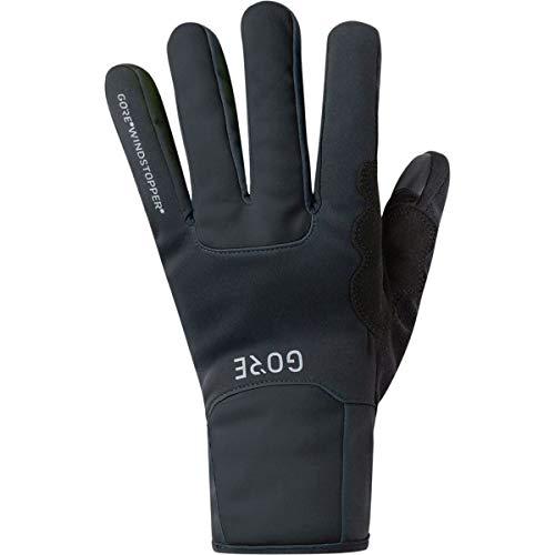 GORE WEAR M Windstopper Thermo Handschuhe, Black, 9 -