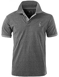 Suchergebnis auf Amazon.de für  Grau - Poloshirts   Tops, T-Shirts ... 354eec63a8
