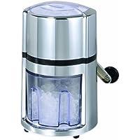 Ice Crusher Eiscrusher Eis Zerkleinerer Eiszerkleinerer Farbe Silber/Crom