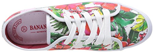 Banana Moon Southbay, Baskets mode femme Multicolore (Multico)