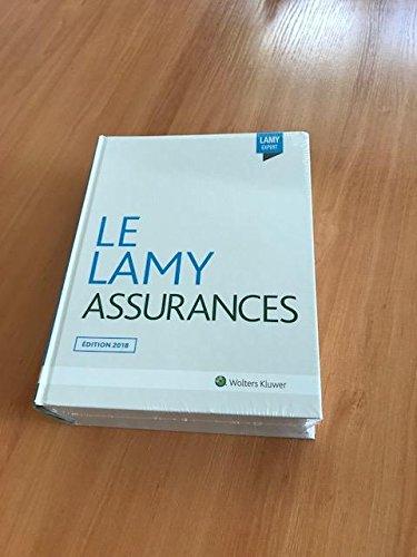 LAMY ASSURANCES 2018
