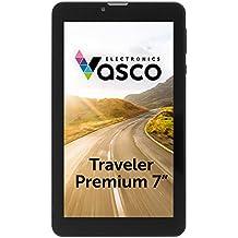 "Vasco Traveler Premium 7"": Sprachübersetzer, GPS Navi, Gratis Telefon"