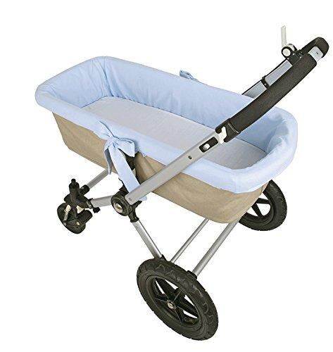 """Preisvergleich Produktbild 'Universal Tragetasche Schutzhülle. Blau """"danielstore + Bettlaken für Babyschale Matratze"""