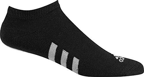 adidas Herren Sportsocken, Herren, CF8443, Schwarz (Negro Cf8443), 40/46 (Tamaño del Fabricante:10.5-13.5) -