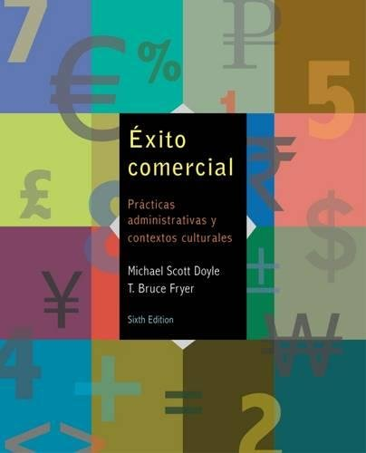 Exito Comercial (with Premium Web Site Printed Access Card) [With Access Code] (World Languages)