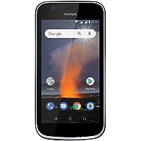 Nokia 1 Smartphone débloqué LTE (Ecran : 4,5 pouces - 8 Go - Double Nano-SIM - Android) Bleu foncée