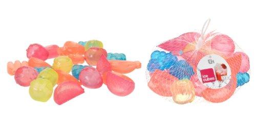 Eiswrfel Dauereiswrfel Frchte Design 30 Stck Set