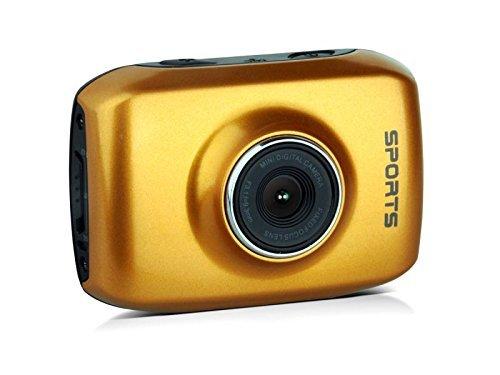Reekin SportCam Action Camcorder (Orange)