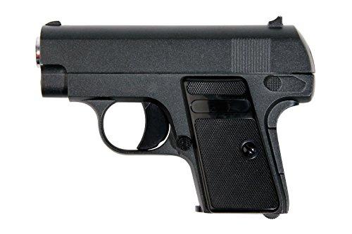 Galaxy Pistole G9 Spring Semi Auto 0,2 Joule Schwarz - Auto Semi Air-pistole