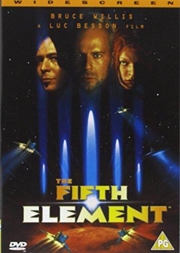The Fifth Element [DVD] [1997] [Reino Unido]
