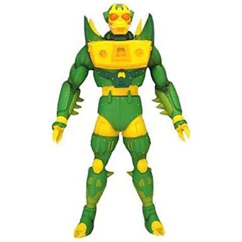 DC Universe Classics Series 9 Action Figure Mantis Robot Variant Build Chemo ... by DC Comics
