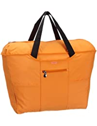 Samsonite Women's Cyl.Fold Shoulder Bag Orange Arancione Unica