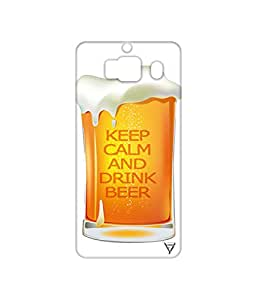 Vogueshell Drink Beer Printed Symmetry PRO Series Hard Back Case for Xiaomi Redmi 2 Prime