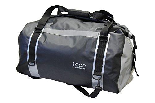 COR Wasserdichte Reisetasche | 60L | (Black)