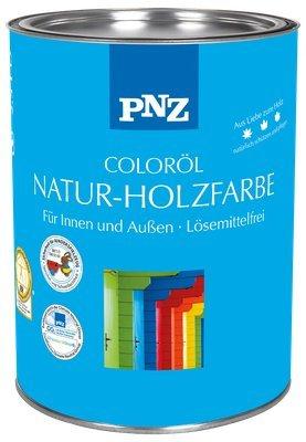 PNZ Natur-Holzfarbe Coloröl, Gebinde:2.5L, Farbe:Merbau