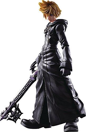 Play Arts Kai Roxas Organization XIII Version - Kingdom Hearts II