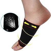 Plantarfasziitis Fußgewölbeunterstützung, Kompressions-Kupfer-Bandage empfohlen für flache Füße, Fersensporn und... preisvergleich bei billige-tabletten.eu
