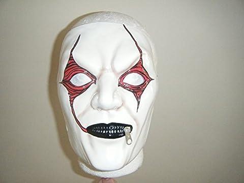 James (Jim) Root–Thermo aus Kunststoff–Slipknot Maske.