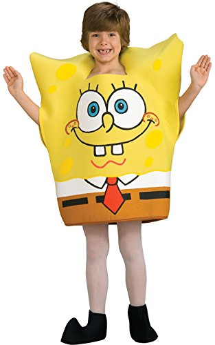 onge Bob Child, L (Kinder Spongebob Kostüme)