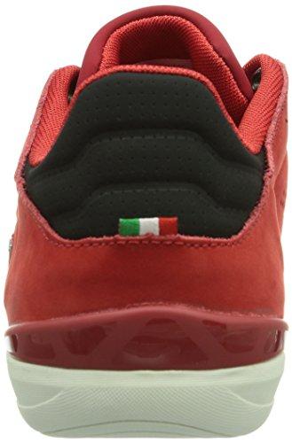Puma Gigante Lo Sf, Baskets mode homme Rouge (Chili Pepper-Chili Pepper-Black 02)