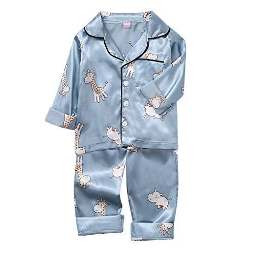 Cuteelf Baby Kleidung Langarm Polka Dot Tops + Pants Schlafanzüge Schlafanzüge Kinder Jungen Mädchen Langarm Polka Dot Print Pyjamas Home Service Set Lose Bequeme Mode