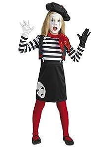 Clown Republic 88210/10 - Disfraz de niña